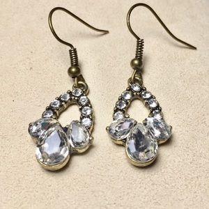 Nickel Free Tear drop earrings